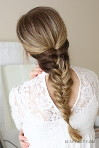 topsy tail braid hairstyles topsy tail fishtail braid ...