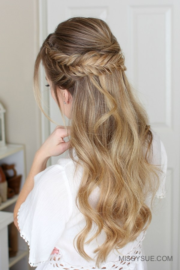 30 Simple Prom Hairstyles Up Hairstyles Ideas Walk The Falls
