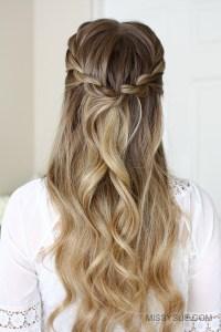 3 Easy Rope Braid Hairstyles | Fsetyt com