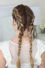 9 easy travel hairstyles missy