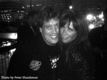 Photo - Peter Shankman and Missy Ward