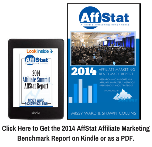 Download the 2014 AffStat Affiliate Marketing Benchmark Report