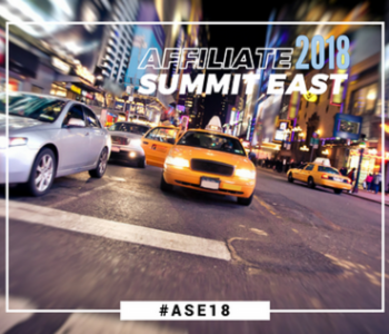 Affiliate Summit East 2018