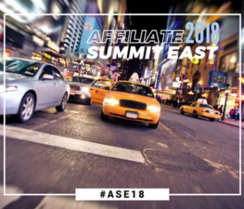 Affiliate Summit East 2018