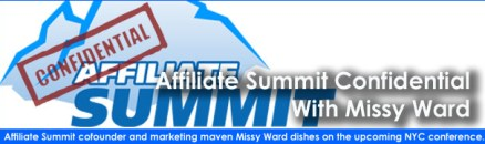 Missy Ward of Affiliate Summit Exposed on Adotas.com