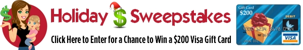 its a WAHM thing Sweepstakes