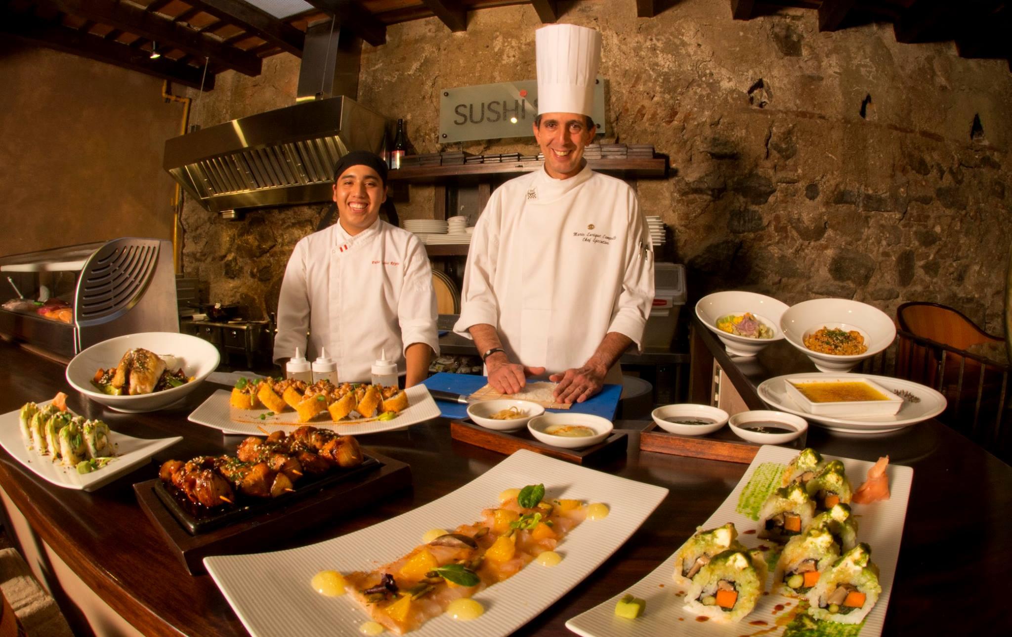 Casa Santo Domingo  Foodie TourFoodie Tour