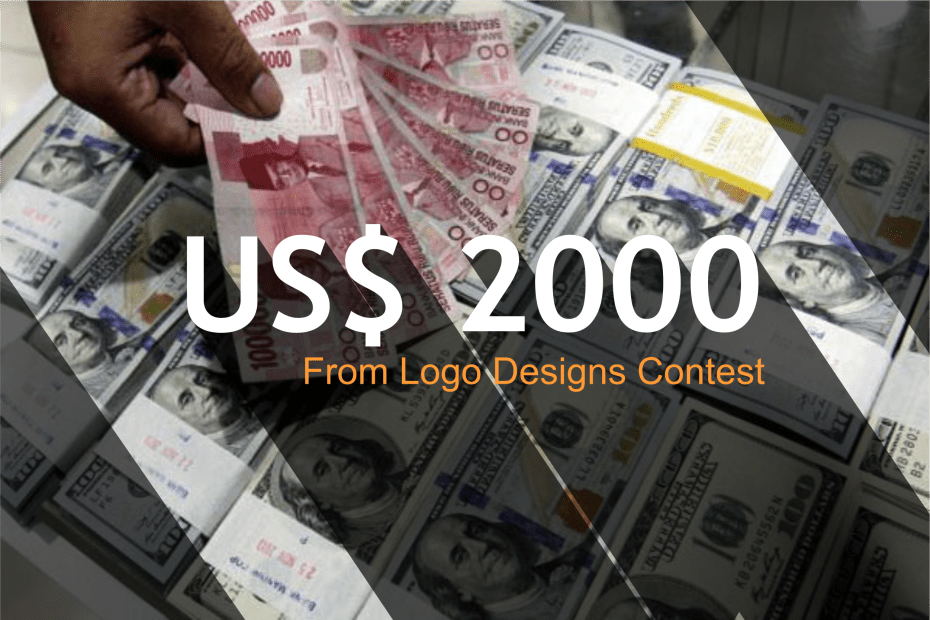 2000 Dolar Sebulan dari Kontes Desain