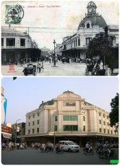 rue Paul Bert - rue Trang Tien