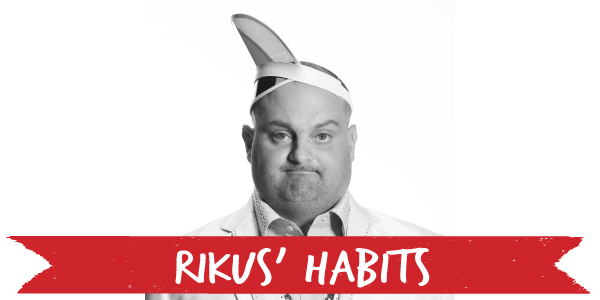 MBA 019: HABITS – Day in the Life of RIKUS DE BEER – Entertainment Brand Radioraps