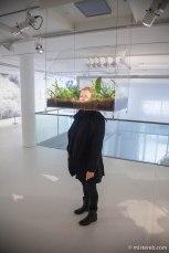 Vaughn Bell, 'Village Green' at Climats Artificiels, l'Espace de la Fondation EDF