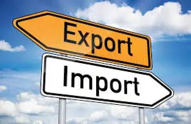 Export Vs Import