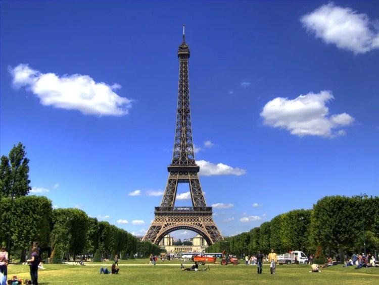 Ekonomi Negara Prancis