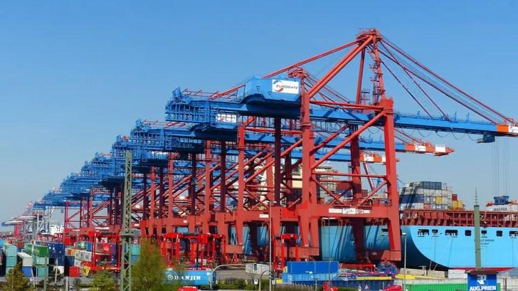 Top 10 Pelabuhan Terbesar di Dunia - Mister Exportir