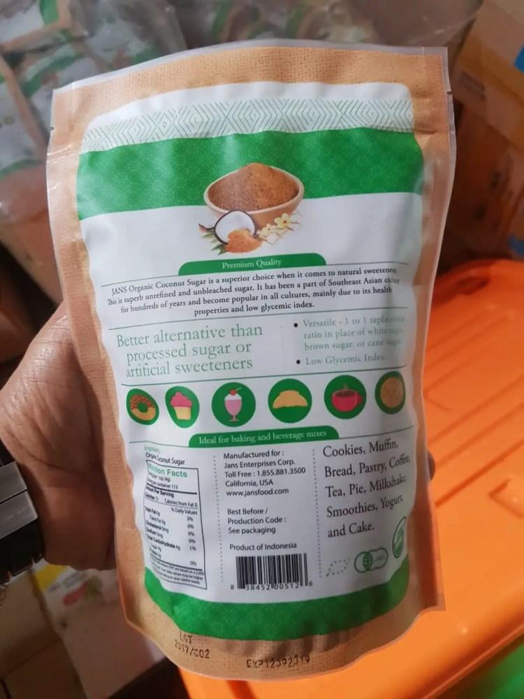 Harga Gula Semut Kelapa