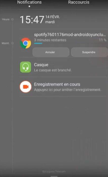 Spotify Premium Gratuit Android : spotify, premium, gratuit, android, Tuto], Comment, Avoir, Spotify, Premium, Gratuit, Mistergeek