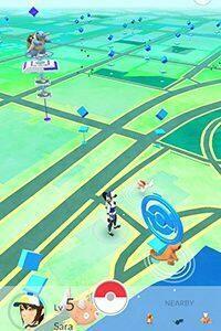 Un Google map Pokémonisé