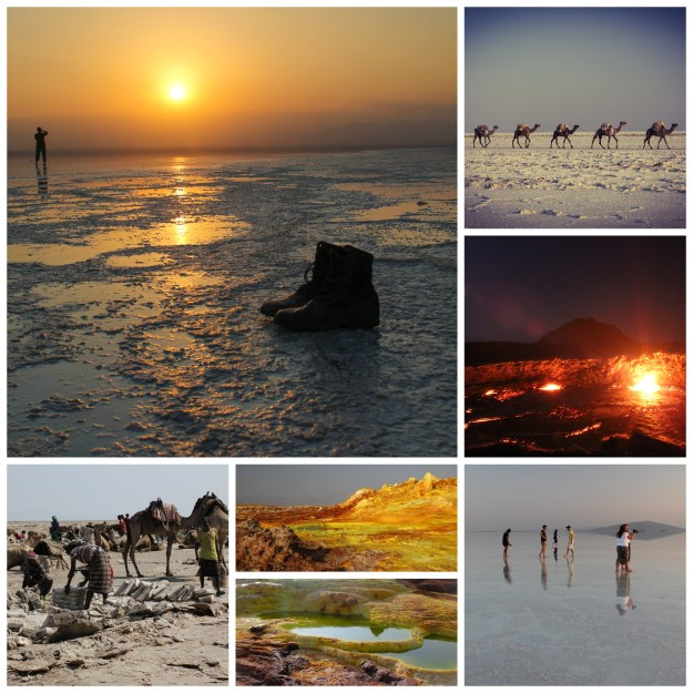 Danakil Collage