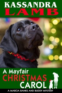 A Mayfair Christmas Carol book cover