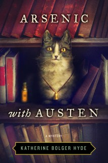 Arsenic with Austen book cover