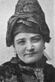 Sophie Lyons, pickpocket and con woman