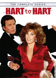 DVD cover ofr Hart to Hart complete series