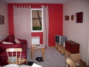 our Colmar apartment