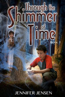 Through the Shimmer of Time book cover