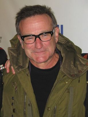 Robin Williams--2007