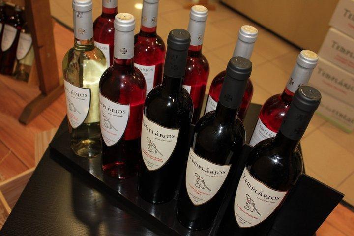 Templarios Bottles