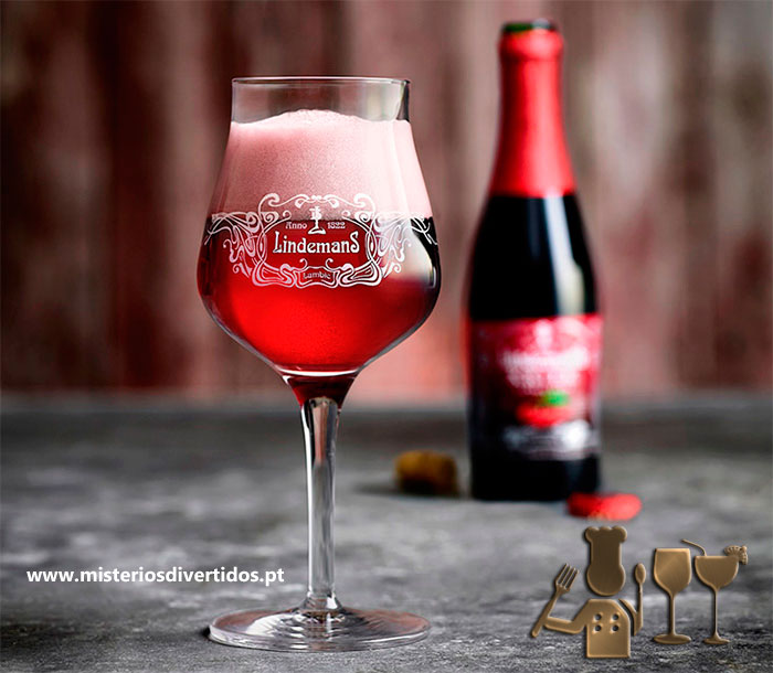Lambic Beer Kriek