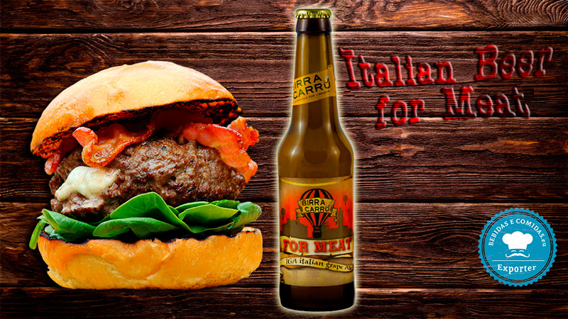 Italian Beer for Meat