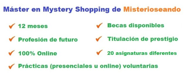 Master Mystery Shopping