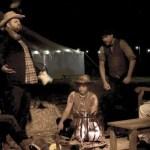 Cowboy Wedding Band