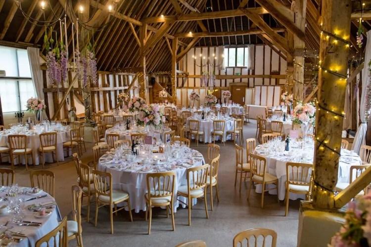 Best wedding venues in Hampshire