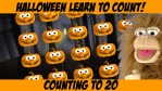 Halloween Learn to Count