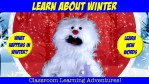 Learn About Winter Video For Kids