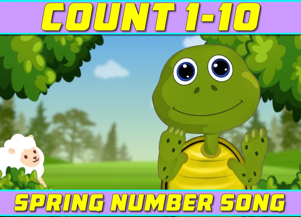 Counting number song 1-10