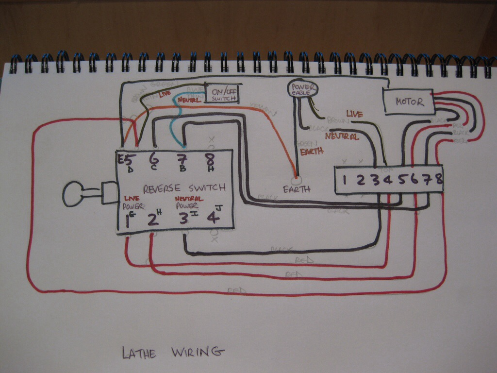 hight resolution of lathe wiring schematic wiring diagram for you