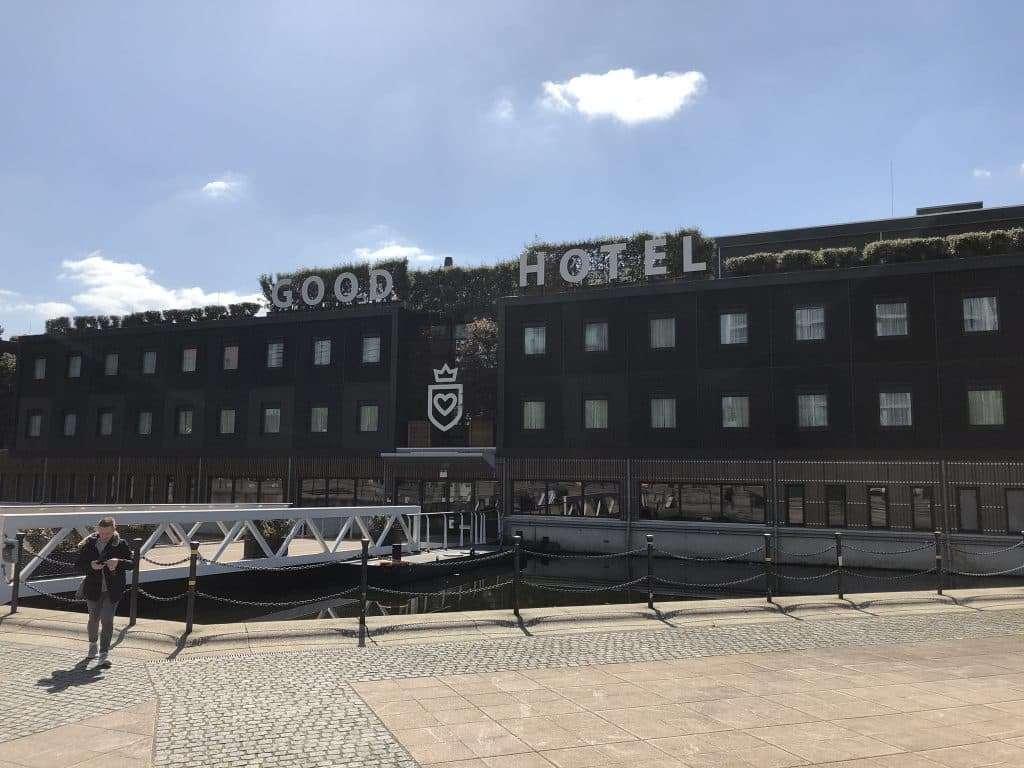 Good Hotel London Design Hotel