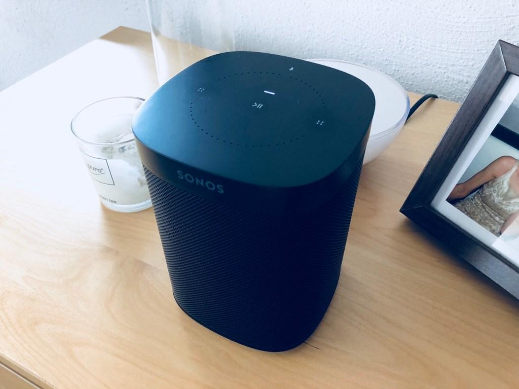 Sonos One Lautsprecher Test