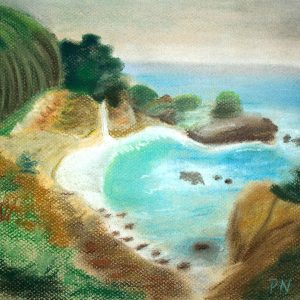 Landscape Drawing Class – 2pm June 15-18, 2021