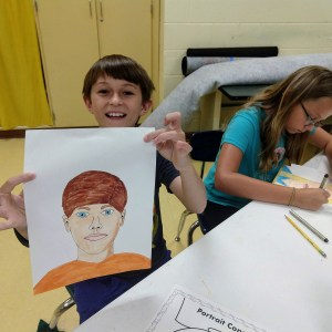 (ENDED) Portrait Drawing Sessions – Summer 2019