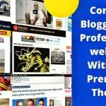 Premium Blogger Templates & Themes