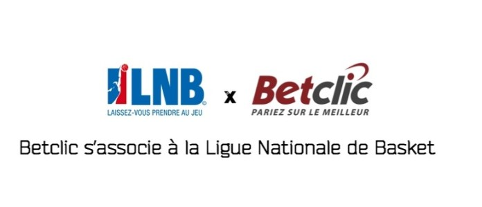 Betclic devient « Opérateur Officiel de Paris Sportifs de la Ligue Nationale de Basket »