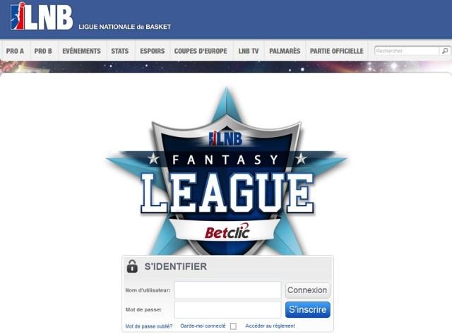 LNB Fantasy League Betclic