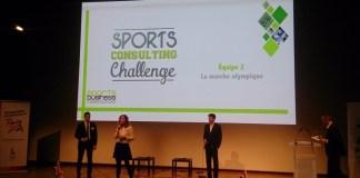 Sports Consulting Challenge au service de Paris 2024 / La Marche Olympique