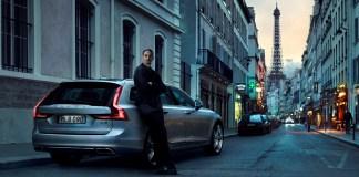 Volvo V90 Ibrahimovic