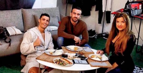 Cristiano Ronaldo Marisa Mendes community manager