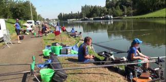 Pêche sportive JO Jeux Olympiques
